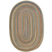 Ashburn Reversible Braided Oval Rug
