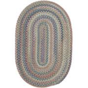 Ashburn Reversible Braided Oval Rug