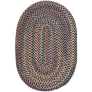 Ashburn Reversible Braided Oval Rugs