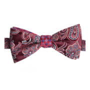 Stafford® Crown and Seabrook Reversible Pre-Tied Bow Tie