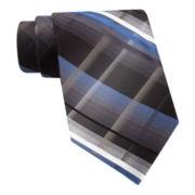 Van Heusen® Castle Plaid Silk Tie