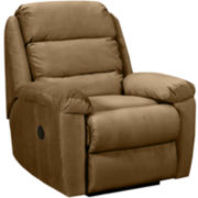 Lanier Fabric Recliner