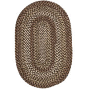 Ridgeport Reversible Braided Indoor/Outdoor Oval Rugs