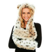 Mixit™ Hooded Paw Scarf