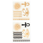 Decree® 2-pc. Egyptian Temporary Tattoo Set