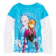 Disney Frozen Doubler Tee - Girls 4-6x