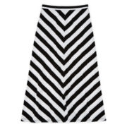 Arizona Knit Chevron Maxi Skirt - Girls 7-16