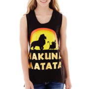 Disney Lion King Graphic Tank Top