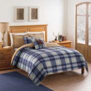 Hudson Corduroy Reversible Comforter Set