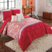 Vue™ Morocco Pintuck Comforter Set
