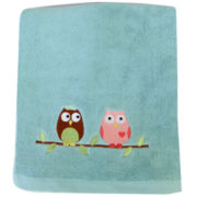 Owls Bath Towel