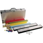 Deluxe Mahjong in Aluminum Case
