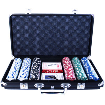 poker chips weight