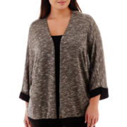 Alyx® 3/4-Sleeve Sweater Cozie - Plus