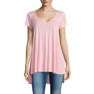 jcpenney.com | Decree® Short-Sleeve Swing Tee
