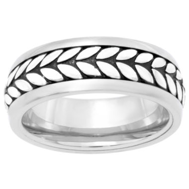 jcpenney.com | Mens Stainless Steel Band