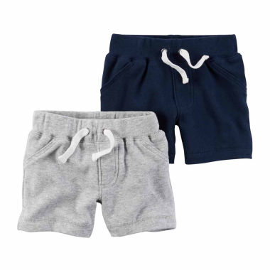 jcpenney.com | Carter's Pull-On Shorts Baby Boys