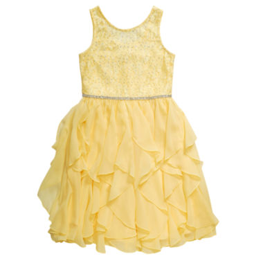 jcpenney.com | Emily West Sleeveless Fit & Flare Dress - Big Kid Girls Plus