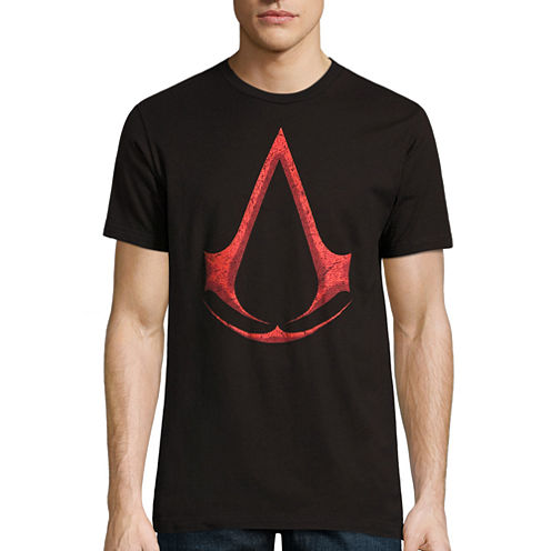 Assasins Creed Poster Graphic T-Shirt