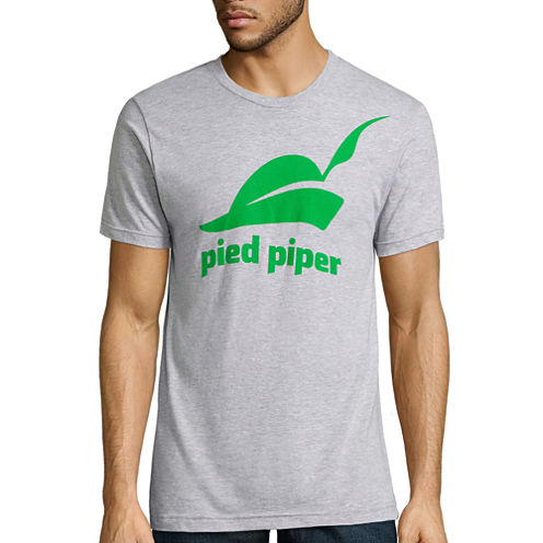 Silicon Valley Pied Piper Graphic T-Shirt