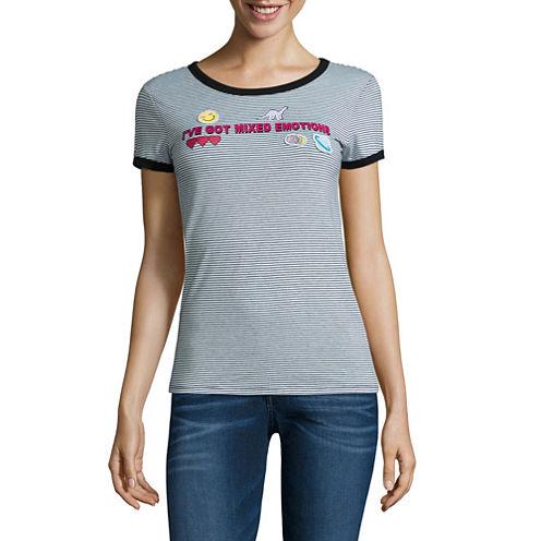 "Arizona ""I've got mixed emotions"" Graphic T-Shirt- Juniors"