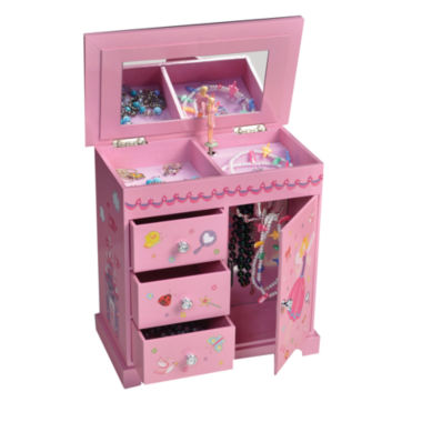 jcpenney.com | Mele & Co. Krista Girl's Musical Ballerina Jewelry Box