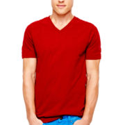 Arizona V-Neck Slub T-Shirt