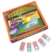 Mexican Train D12 Dominoes Game