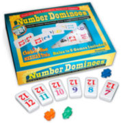 D12 Number Dominoes Board Game