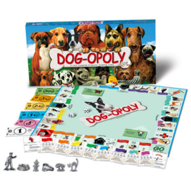 jcpenney.com | Dog-Opoly Board Game