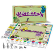 Wine-Opoly Board Game