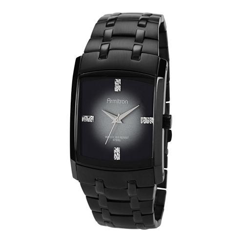 Armitron® Mens Degrade Dial Watch