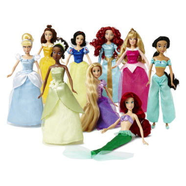jcpenney.com | Disney Collection Princess Classic Dolls