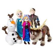Disney Frozen Medium Plush