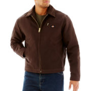 Dickies® Mid-Weight Blanket-Lined Duck Jacket-Big & Tall