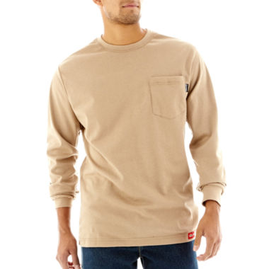 jcpenney.com | Dickies® Flame-Resistant Long-Sleeve Tee