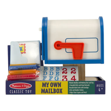 jcpenney.com | Melissa & Doug My Own Mailbox