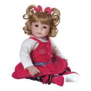 """Adora® Corduroy Cutie 20"""" Baby Doll"""