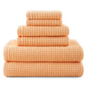 JCPenney Home™ Quick-Dri™ 6-pc. Towel Set