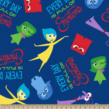 jcpenney.com | Disney Pixar Everyday Emotion Cotton Fabric
