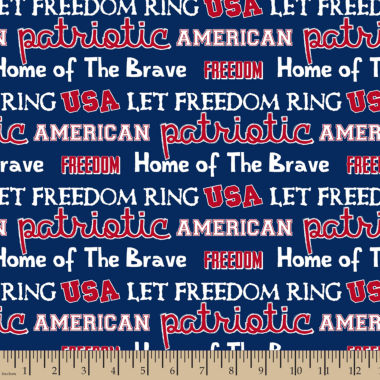jcpenney.com | Patriotic Usa Cotton Fabric