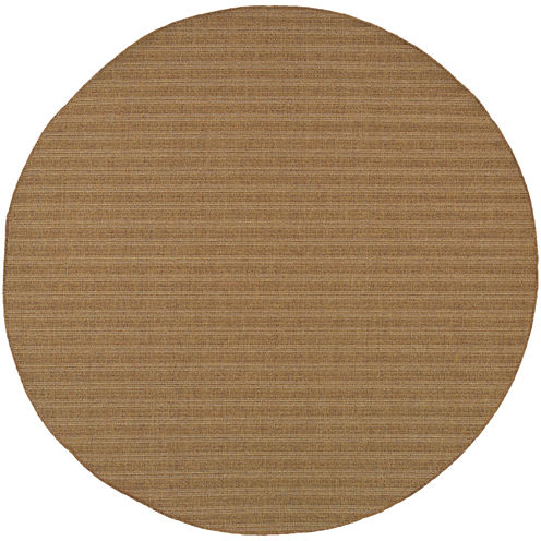 Covington Home Isla Stripes Round Rug - 7'10""