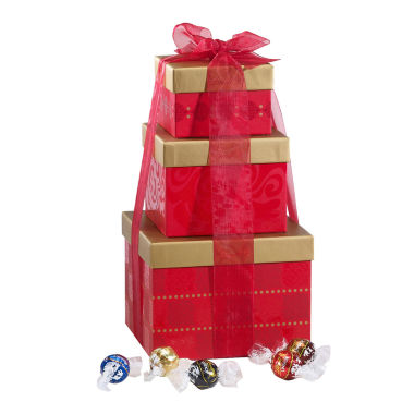 jcpenney.com | Lindor Holiday Gift Tower