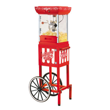 jcpenney.com | Nostalgia Electrics™ Vintage Collection™ 2.5 oz. Popcorn Cart