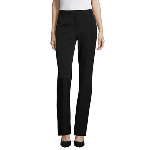 nicole by Nicole Miller Side Pocket Bootcut Pant