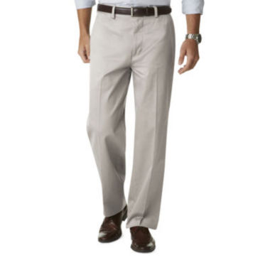 jcpenney.com | Dockers® Signature Comfort Waist Flat Front  Pants - Big & Tall