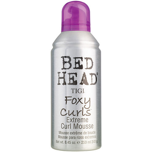 Bed Head® by TIGI® Foxy Curls Extreme Curl Mousse - 8.45 oz.