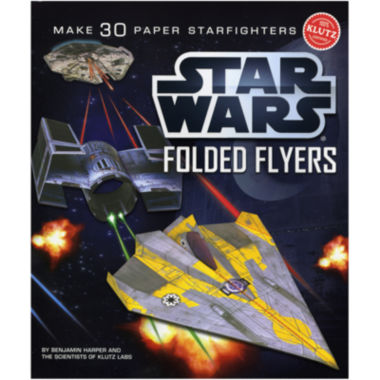 jcpenney.com | Star Wars Folded Starfighters Flyers