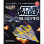 Star Wars Folded Starfighters Flyers