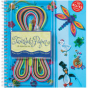 Twirled Paper Book Kit
